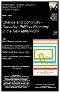 GLSS Book Launch Change and Continuity